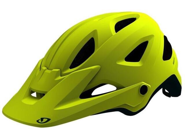 Giro Montaro MIPS Helmet matte citron/true spruce